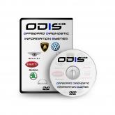 Phần Mềm Lập Trình Chuyên Hãng ODIS-E V9.0.6