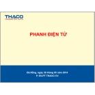 Tải tài liệu đào tạo Phanh điện từ miễn phí của THACO Trường Hải