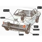 Tiếng anh chuyên ngành ô tô ( phần 41 ) - hệ thống phanh