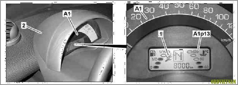 Quy trình reset đèn bảo dưỡng xe Mercedes phần 1