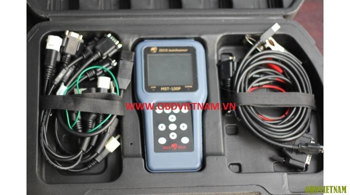 Máy chẩn đoán lỗi xe máy phun xăng điện tử MST100P 2016