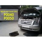 Phân Tích Mã Lỗi P0040 Và P0050 Trên Dòng Xe Ford Transit 2012