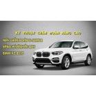 Chẩn Đoán Nâng Cao - Hướng Dẫn Đăng Ký Bình Ắc Quy BMW X3 2015 Bằng G-scan 2