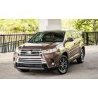 Đánh Giá Xe - Toyota Highlander 2017 - Thêm Chất Đàn Ông Của Gia Đình