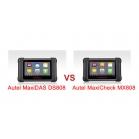 Nên Chọn Máy Chẩn Đoán Autel MaxiDAS DS808 Hay Autel MaxiCheck MX808 ?