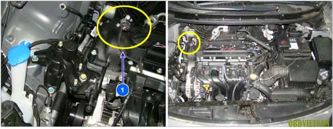 Phân Tích Mã Lỗi P0014 'B' Camshaft Position Timing Over-Advanced Or System Performance Bank 1