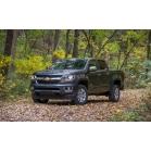 Đánh Giá Xe - Chevrolet Colorado 2017 Sự Thay Đổi Bất Ngờ