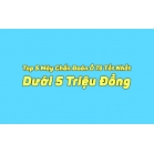 Top 5 Máy Chẩn Đoán Ô Tô Tốt Nhất Dưới 5 Triệu Đồng
