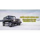 Chẩn Đoán Nâng Cao - Tính Năng Đặc Biệt Dành Cho Động Cơ Trên Dòng Mercedes-Benz G-Class