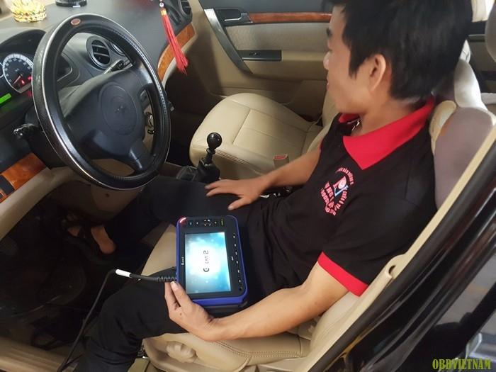 Chuyển Giao Máy Chẩn Đoán Đa Năng G-scan 2 tại Biên Hòa, Đồng Nai