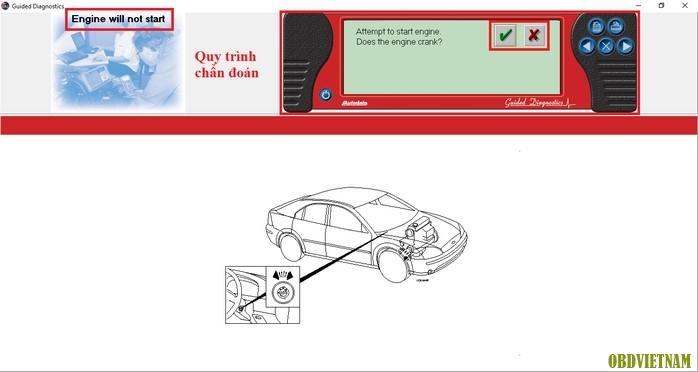 Hướng Dẫn Sử Dụng Phần Mềm Autodata Trên Xe Ford Focus 2011