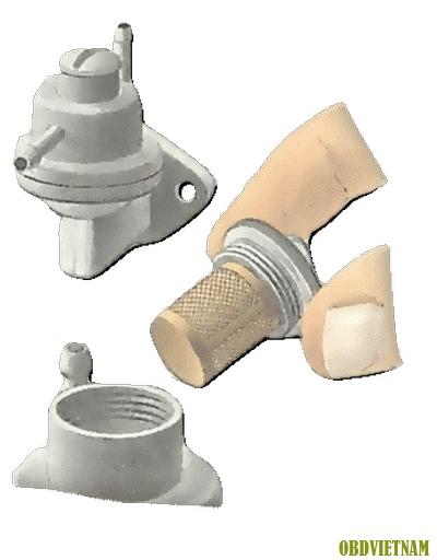 Fuel Pump Filter - Bộ lọc nhiên liệu