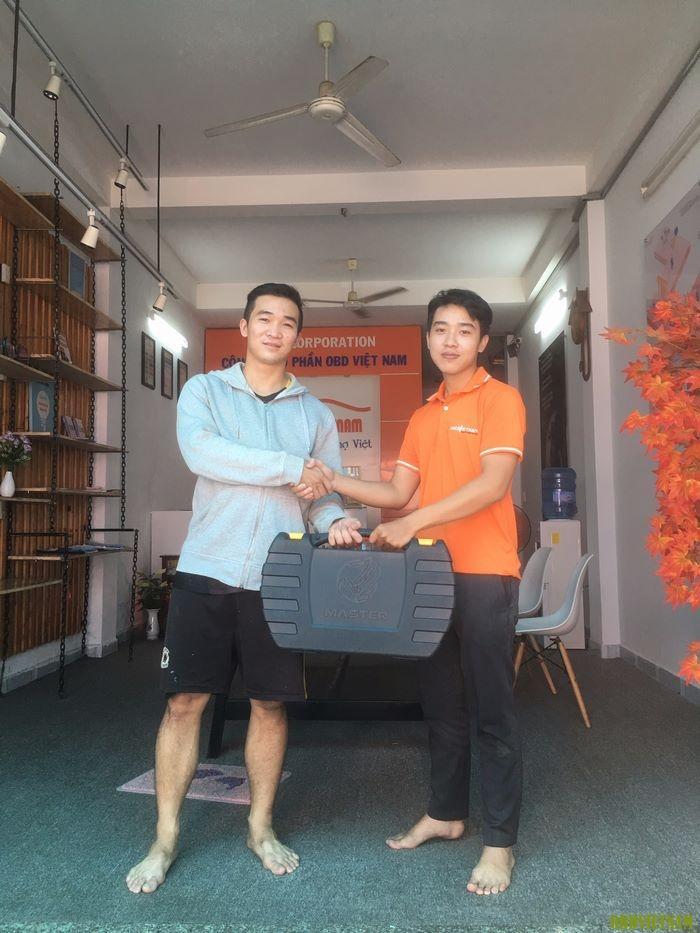 OBD Việt Nam Chuyển Giao MST 100P