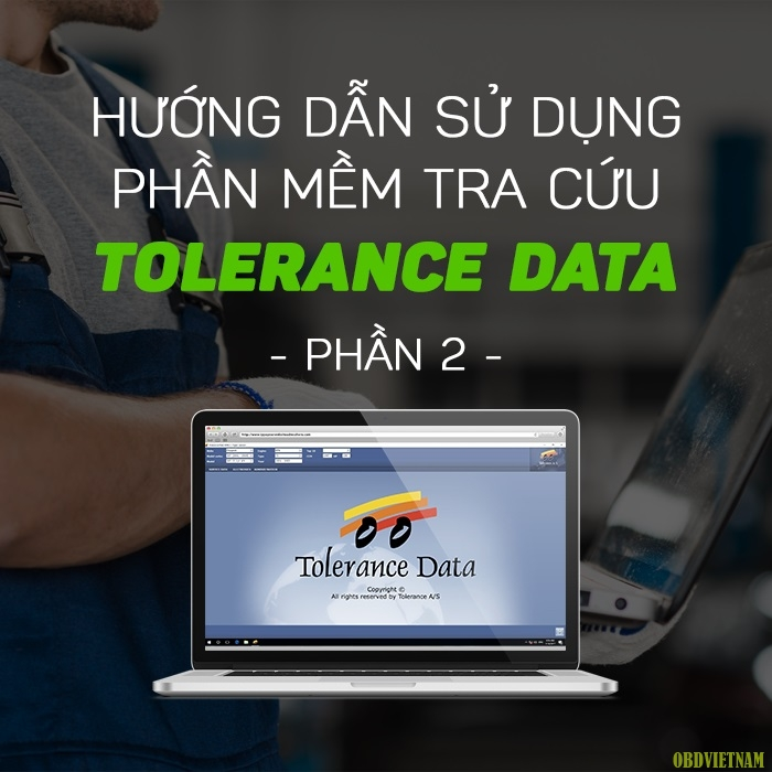 HDSD Tolerance Data