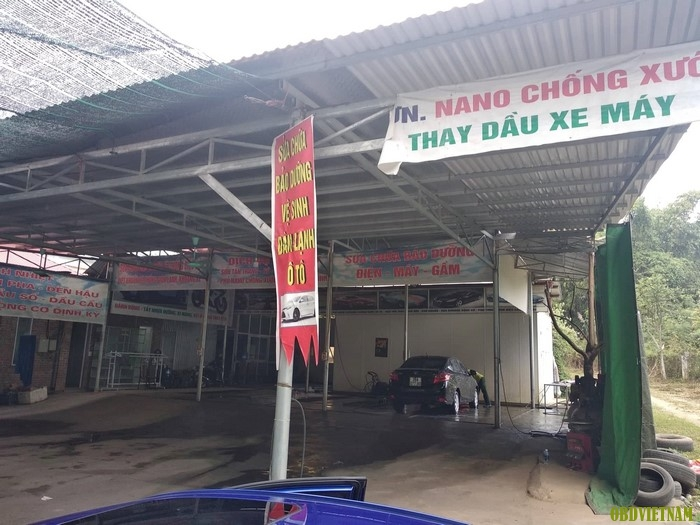 OBD Việt Nam Chuyển Giao G-scan Tab
