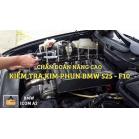 Chẩn Đoán Nâng Cao - Hướng Dẫn Kiểm Tra Kim Phun BMW 525 - F10 Bằng ICOM A2