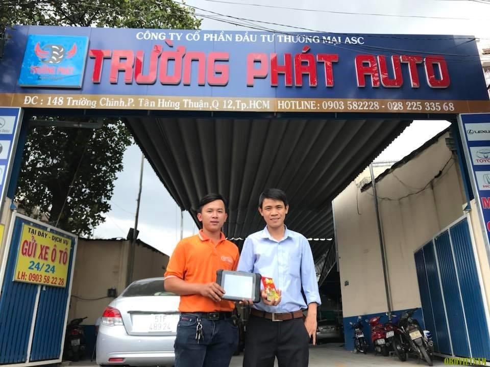 OBD Việt Nam Chuyển Giao Công Nghệ Tại Quận 12