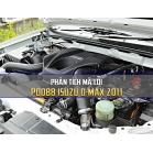 Phân Tích Mã Lỗi P0088 Trên Dòng Xe Isuzu D-Max 2011