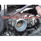 Chẩn Đoán Nâng Cao - Hướng Dẫn Reset Bướm Ga Audi A6 2008 Bằng G-scan