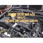 Phân Tích Mã Code P0171 Trên Dòng Xe Lexus LX570 2007