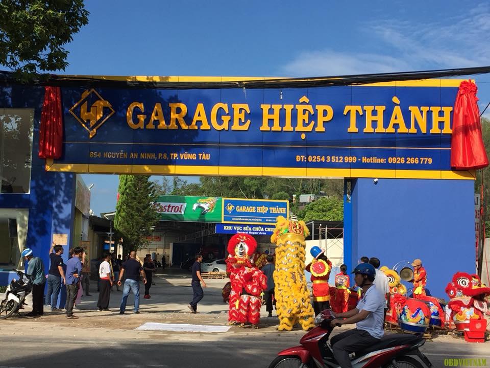 OBD Việt Nam chuyển giao máy chẩn đoán tại Vũng Tàu