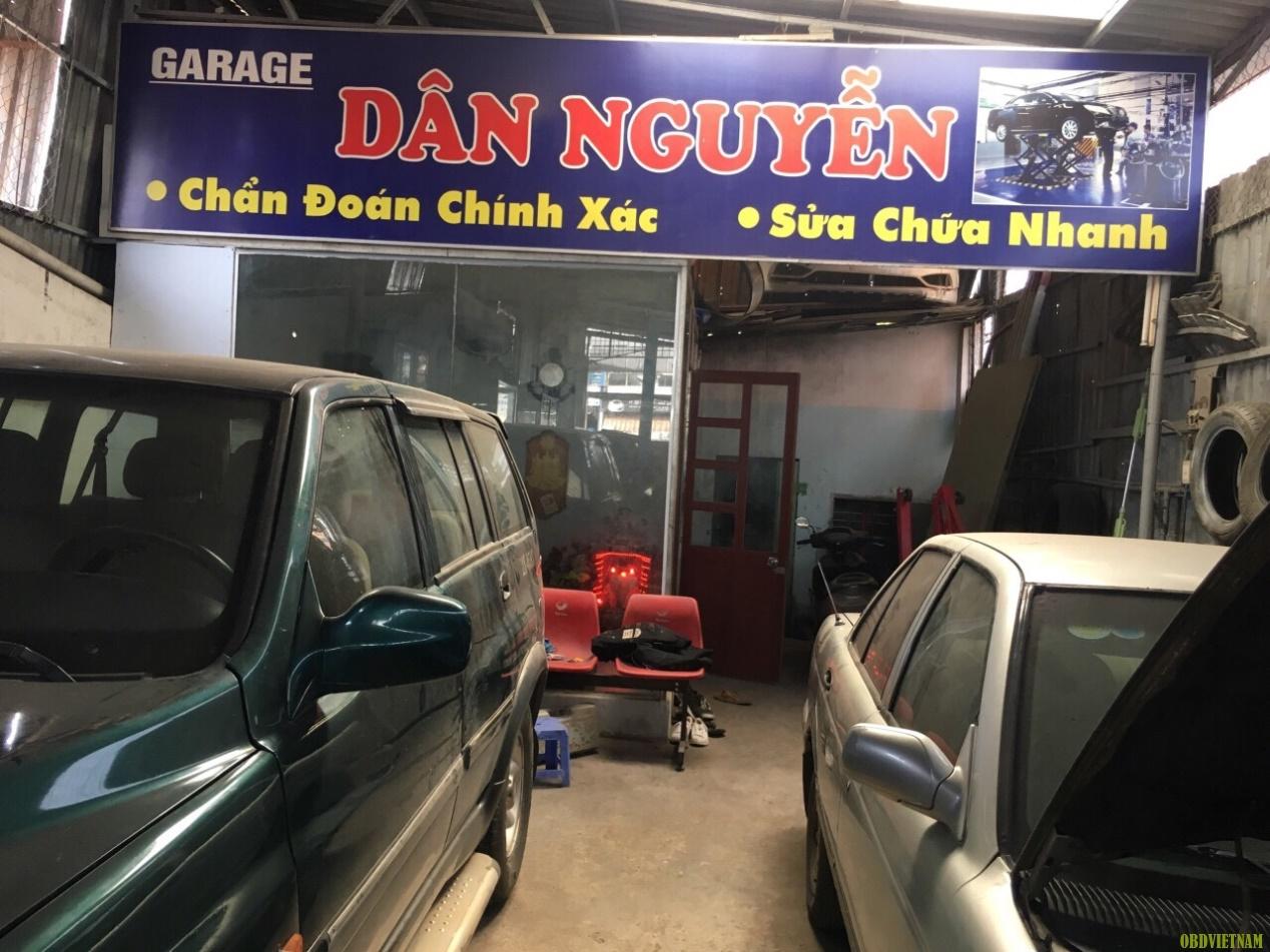 OBD Việt Nam chuyển giao máy chẩn đoán tại Thủ Đức – TP.HCM