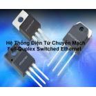 Chẩn Đoán Cơ Bản - Hệ Thống Điện Tử Chuyển Mạch Full-Duplex Switched Ethernet
