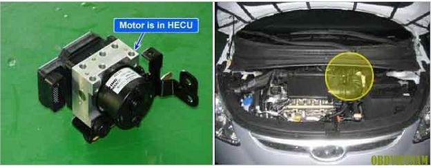 Phân Tích Mã Code C1290 - C1604 - C2402 Xe Hyundai  I10 (PA) Năm 2015
