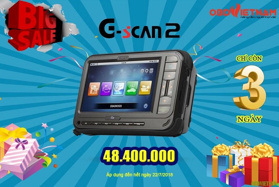 G-scan 2 Rẻ Hơn Giá Gốc – Chỉ Còn 48.400.000đ