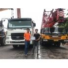 OBD Việt Nam Chuyển Giao Máy Chẩn Đoán Fcar F7S-D Tại Hà Nội