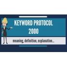 Chẩn Đoán Cơ Bản - Giao Thức Keyword 2000