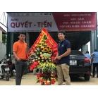 OBD Việt Nam Chuyển Giao Thiết Bị Chẩn Đoán Đa Năng Launch Easydiag 3.0 tại Thanh Hoá