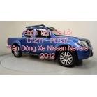 Phân Tích Mã Code C1211 G2.5L - P0137 Frontier L4 2.5L Trên Dòng Xe Nissan Navara 2012
