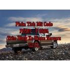 Phân Tích Mã Lỗi P0335 - P0340 Nissan Navara G2.5L 2012
