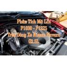 Phân Tích Mã Lỗi P1030 - P1225 Nissan Navara G2.5L 2012