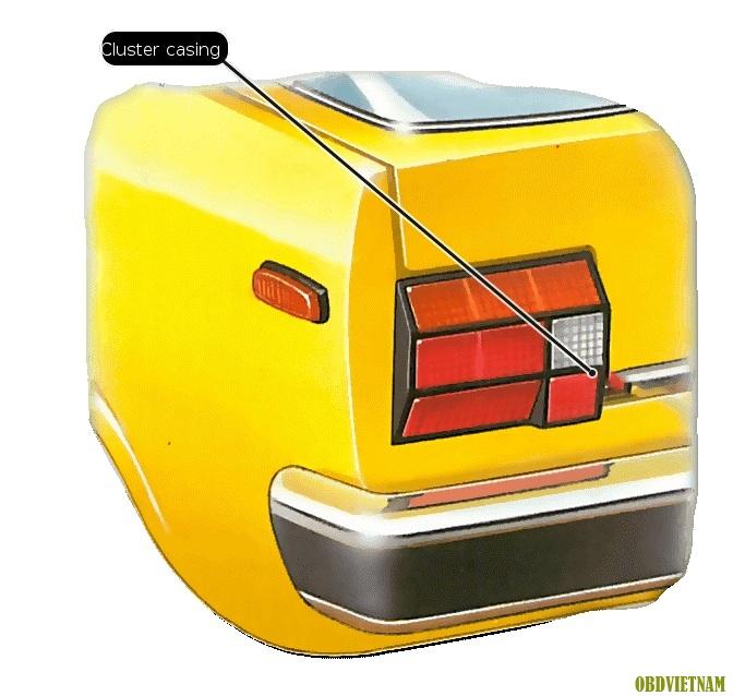 Tiếng Anh ô tô - đèn chiếu sáng