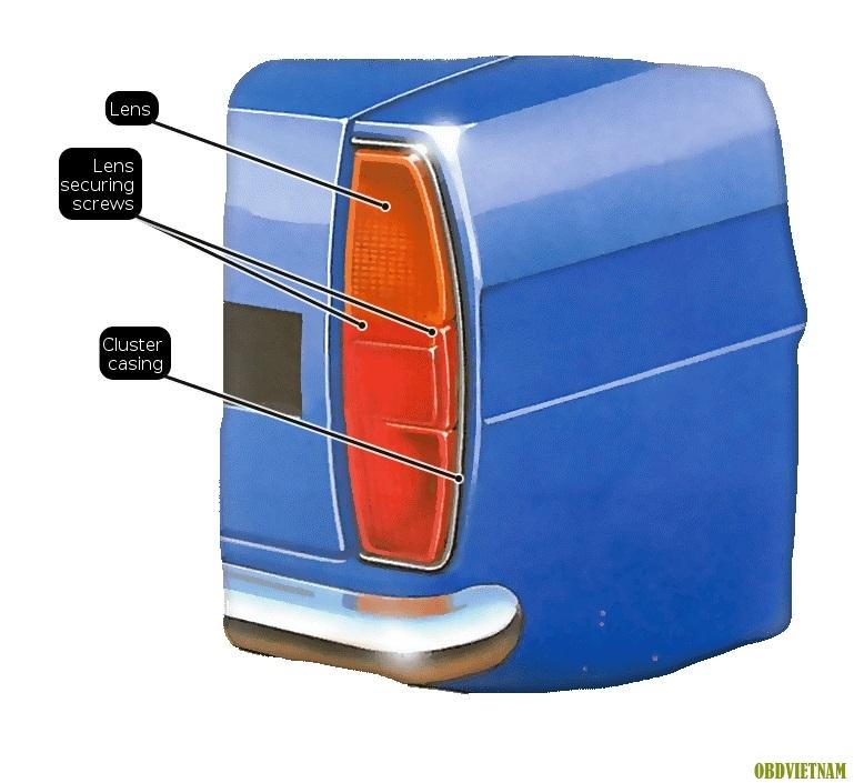 Tiếng Anh kỹ thuật ô tô - đèn chiếu sáng