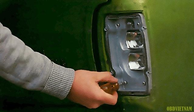 Tiếng Anh ô tô - hệ thống đèn