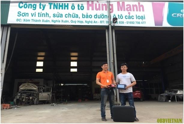 OBD Việt Nam G Scan 2 tại Nghệ An