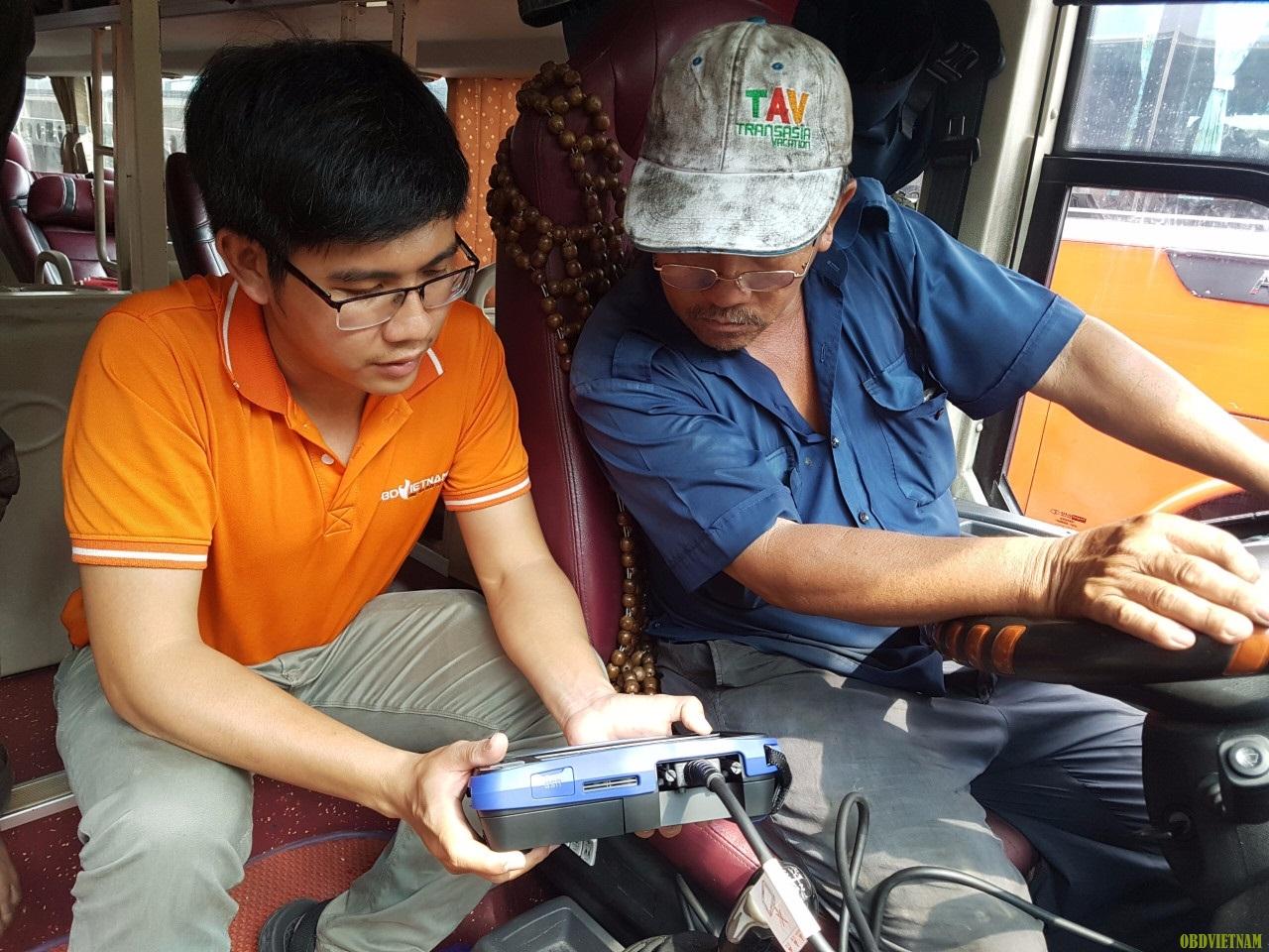 OBD Việt Nam và hành trình chuyển giao máy chẩn đoán