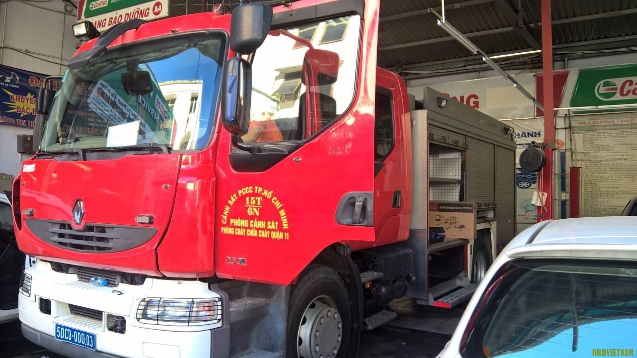 OBD Việt Nam chuyển giao máy chẩn đoán