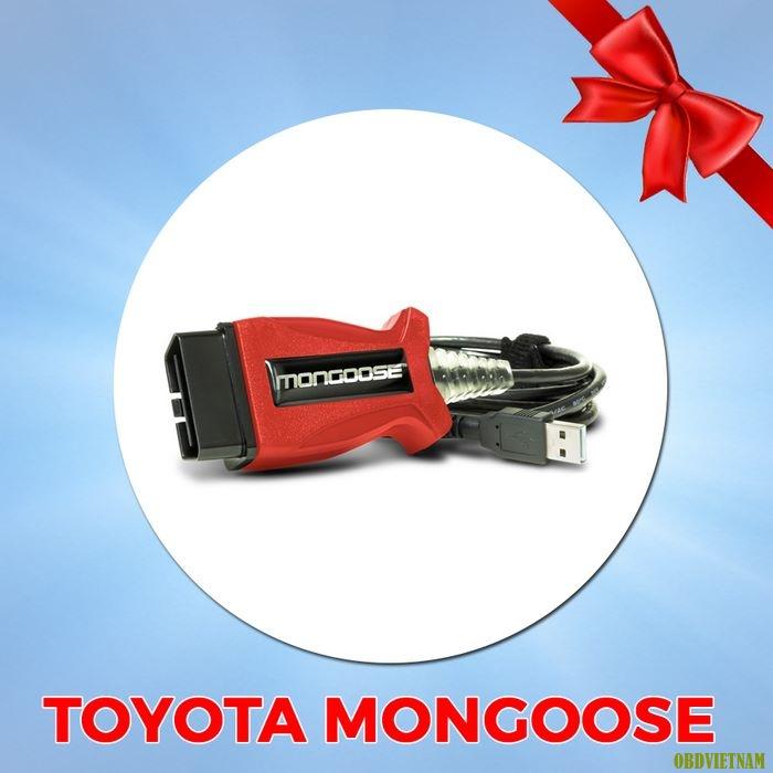 Mua G-scan 2 tặng Toyota Mongoose