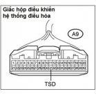Mã Lỗi B1424 - B1153 Xe Toyota Sienna V6 3.5L Năm2009