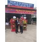 OBD Việt Nam Chuyển Giao Máy Chẩn Đoán Đa Năng G-scan 2 Tại Vĩnh Tường, Vĩnh Phúc