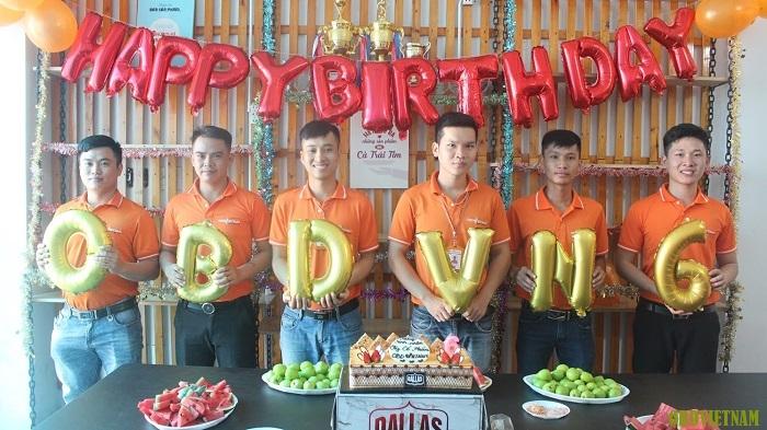 Đội ngũ Phòng Kỹ Thuật OBD Việt Nam
