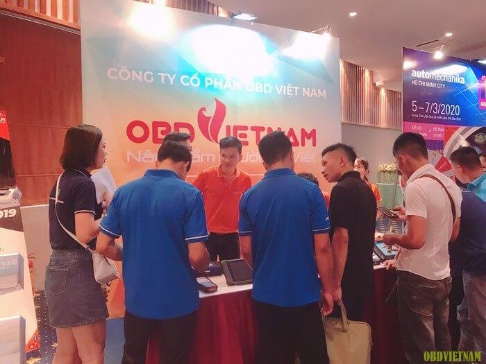 Khách tham dự sinh nhật cùng OBD Việt Nam