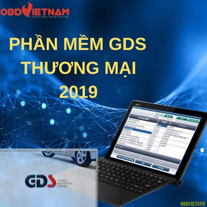 Phần Mềm GDS Thương Mại 2019
