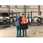 Chuyển Giao Máy Chẩn Đoán Đa Năng Autel MaxiSys MS908SP Cho Anh Thắng Ở Vĩnh Phúc