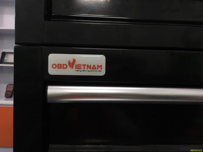 Logo OBD Việt Nam trên tủ chẩn đoán ô tô chuyên dụng - OBD 10