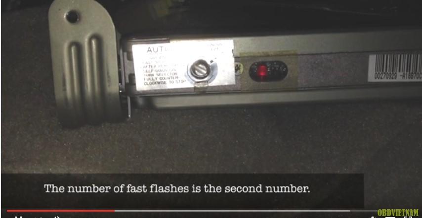 Mô tả mã lỗi (phần 19) - Các dòng xe Infiniti (2003 – 2008) - Phần 3